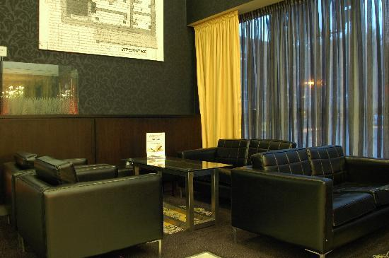 Maldron Hotel Parnell Square: Lobby