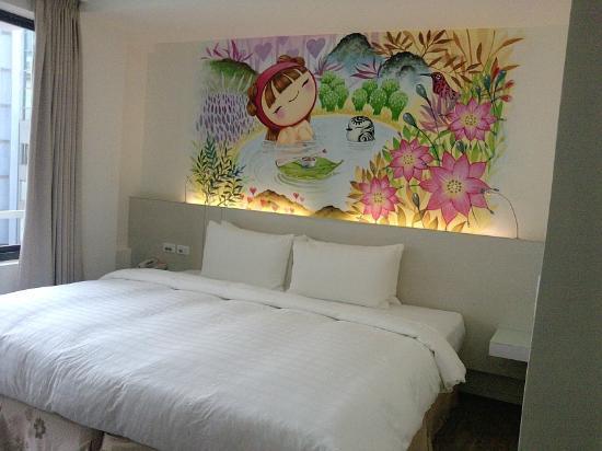 Legend hotel: 房間