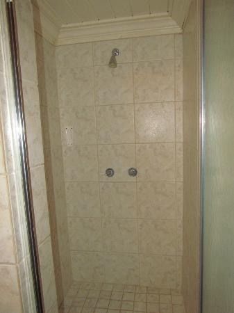 Bridge Inn: Shower