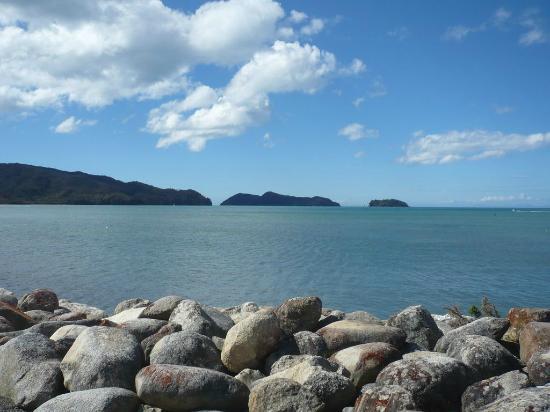 Abel Tasman Ocean View Chalets: Ocean View Chalets