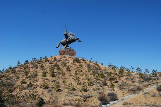 Zhao Greatwall Ruins: Zhao Great Wall