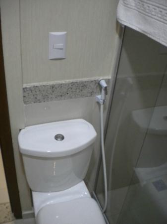 Best Western Premier Majestic: banheiro