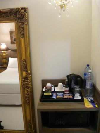 Best Western Premier Majestic: espelho