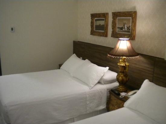 Best Western Premier Majestic Ponta Negra Beach: 2 camas de casal