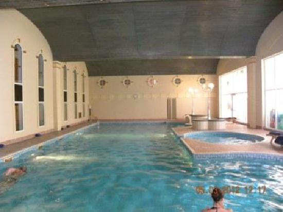 Deer park hotel golf spa howth ireland county dublin - Hotels with swimming pools in dublin ...