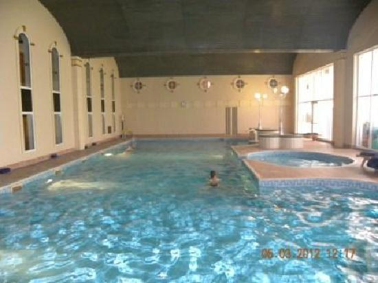 Deer park hotel golf spa updated 2017 reviews price comparison howth ireland tripadvisor for Swimming pool applewood swords