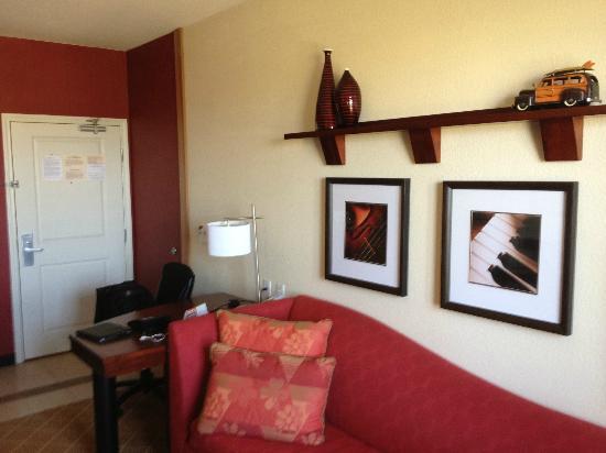 Residence Inn Gulfport-Biloxi Airport - Renovated : Sitting Area