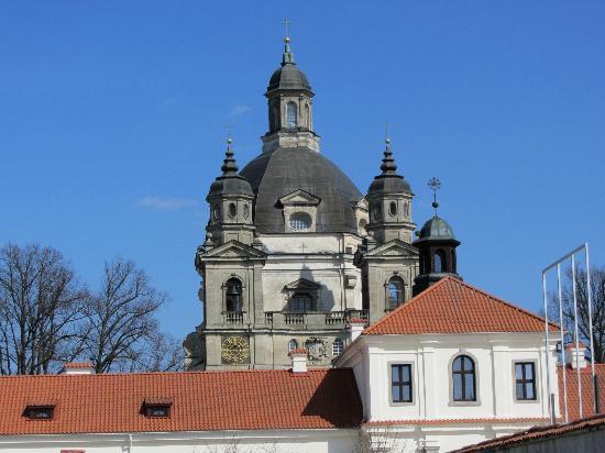 Pazaislis Monastery
