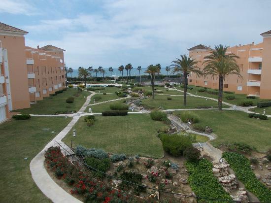 Apartamentos Leo Las Americas : Vista desde la terraza