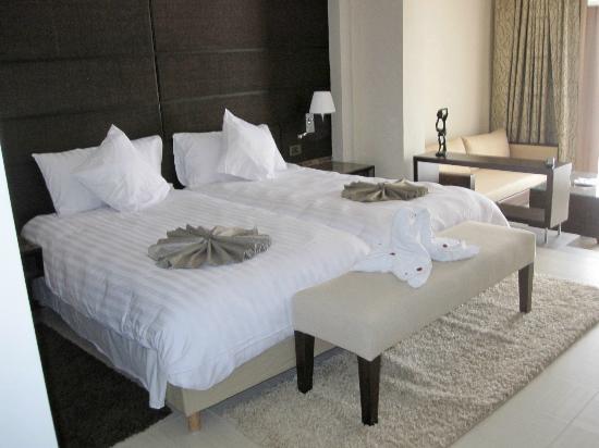 Hotel Riu Palace Tikida Agadir : Teil unseres Zimmers