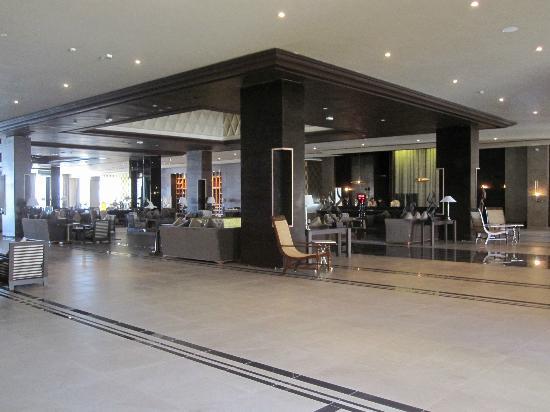 Hotel Riu Palace Tikida Agadir : Hotel Lobby