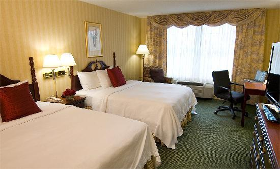 Inn at Middletown: Guestroom