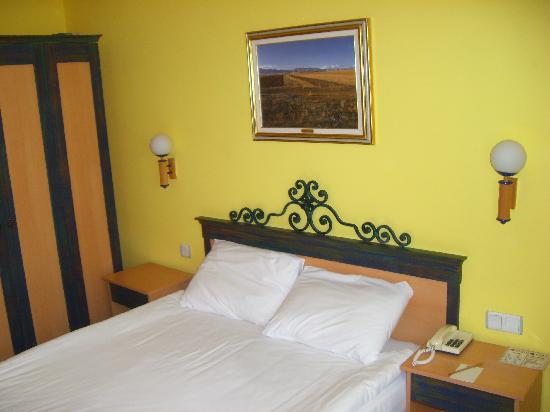 Crystal Kaymakli Hotel & Spa: Doppelzimmer