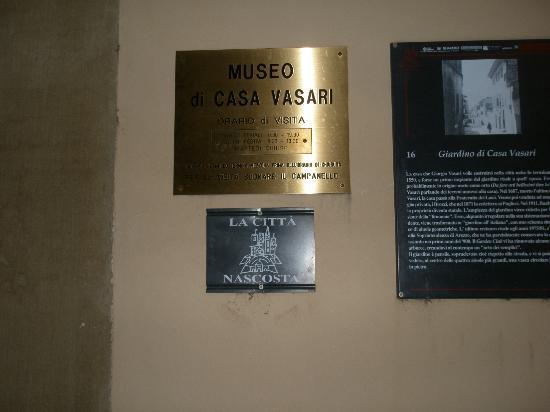 Casa di Giorgio Vasari : hyousiki