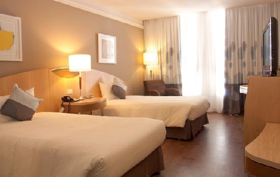 Hotel Novotel Sao Paulo Jaragua Convention: Guest Room