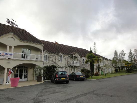 BEST WESTERN La Palmeraie : esterno hotel