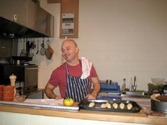 The Hackney Pearl: James Morgan at Hackney Pearl