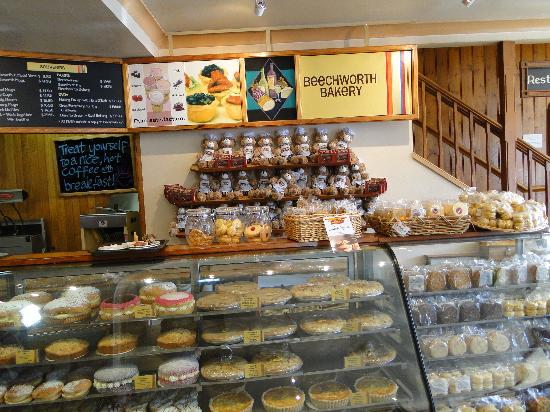 Beechworth Bakery: Not just cakes but great breads too