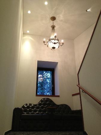 Ancient Hotel: 廊下