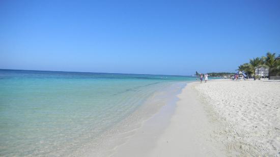 Bananarama Beach and Dive Resort: West Bay Beach