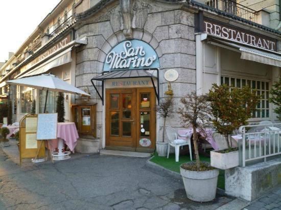 San Marino: Entrance