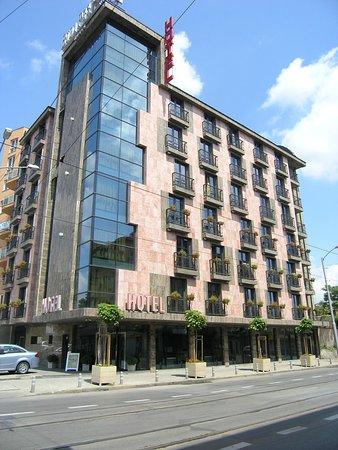 Budapest Hotel : hotel