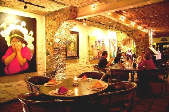 Quinta Don Jose Boutique Hotel: TlaquePasta, our gourmet restaurant