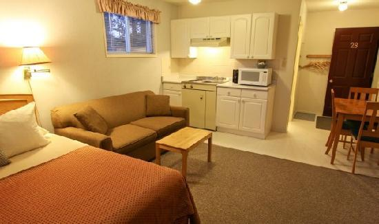 Crystal Springs Motel: Family Suite