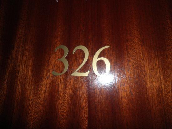 Hostal El Pilar: camera 326 matrimoniale