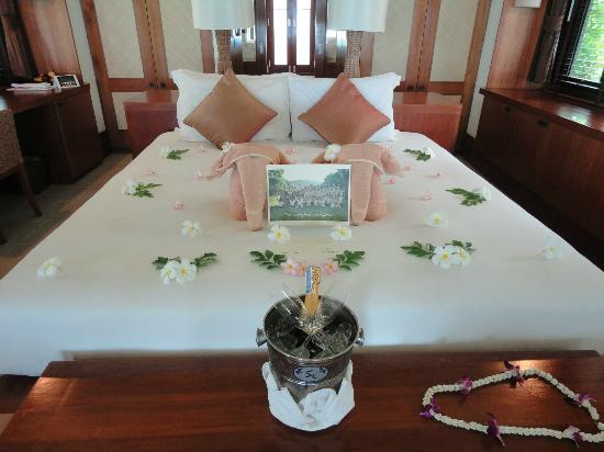 Layana Resort and Spa: beach room 2