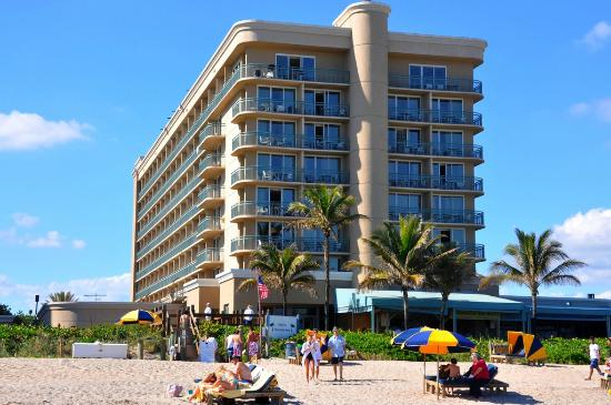 Hilton Singer Island Oceanfront Palm Beaches Resort The Hotel On