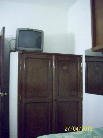 Hostal del Zocalo : Tiene TV y con cable