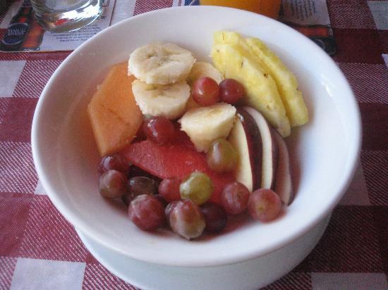 Brickell Bay Beach Club & Spa: Entrada del desayuno