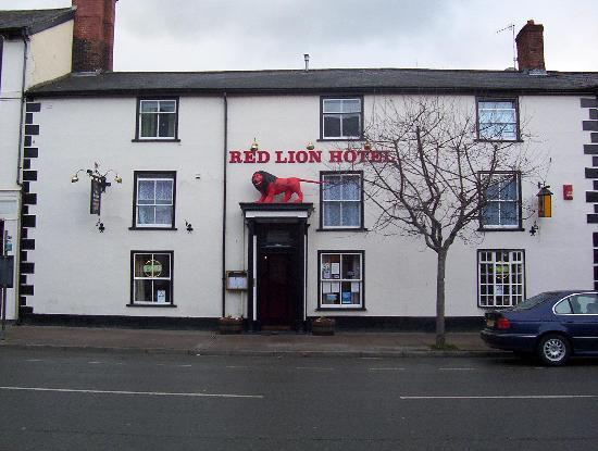 ‪‪Red Lion Hotel‬: The Red Lion Hotel‬