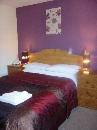 Red Lion Hotel: One of the Double Rooms