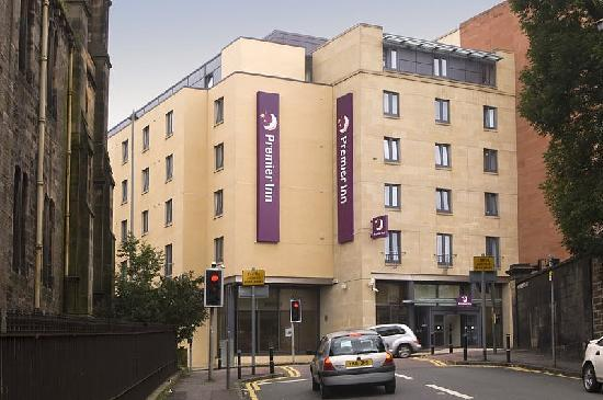 Premier Inn Edinburgh Central Lauriston Place Hotel Updated 2019