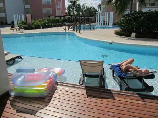 TRS Turquesa Hotel: swim-up suite