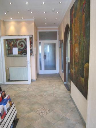 Mercator Hotel: hallway