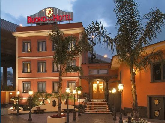 Buono Hotel: Esterno