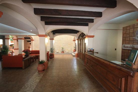 Mansion del Valle: lobby