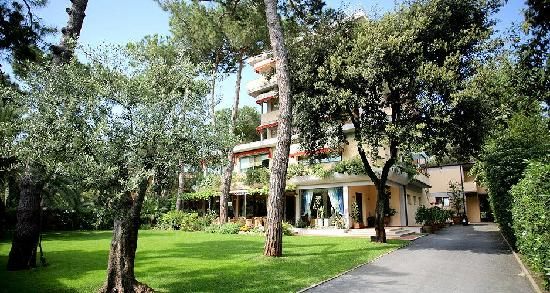 Hotel Andreaneri: external view