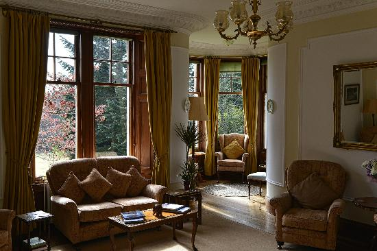 Tigh na Sgiath Country House Hotel: Livingroom