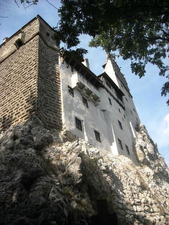 Bran, Rumania: exterior del castillo