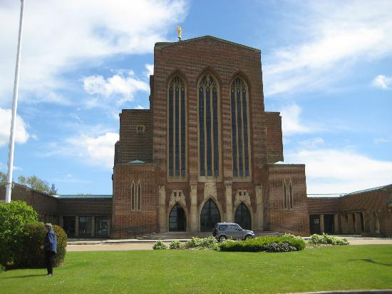 ‪Guildford Cathedral‬