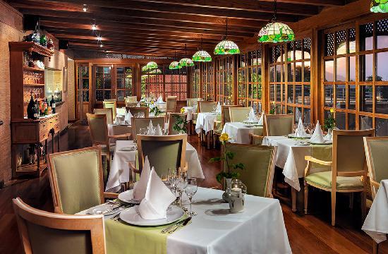 Hotel Botanico & The Oriental Spa Garden: Il Papagallo Restaurant - Italian Cuisine