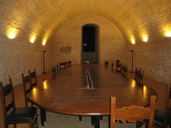 Castello Aragonese: Sala del castello