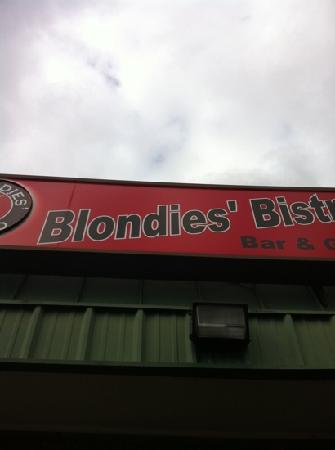 Foto de Blondies' Bistro
