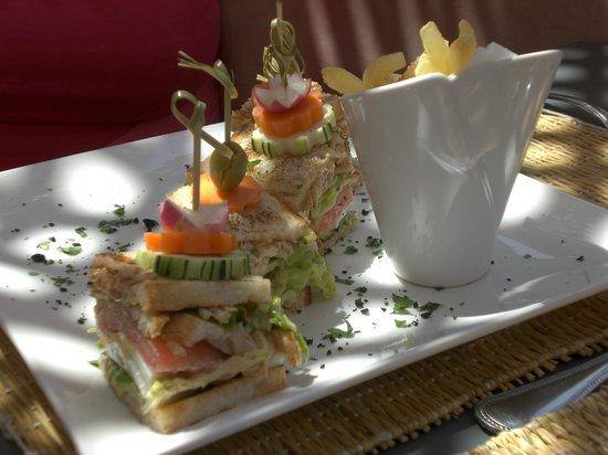 Casa Saada : Tastes better than it Looks