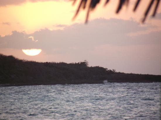 Paradisus Rio de Oro Resort & Spa: ANOTHER PERFECT SUNSET