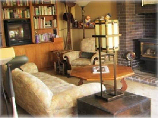 A Cascade View Bed and Breakfast : Relax with us